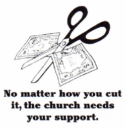 No Matter How  You Cut it