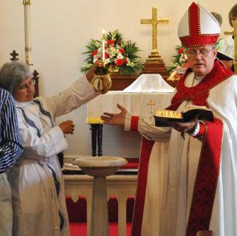 Baptism June 17, 2012