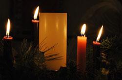 Christmas Eve candlelight 2011