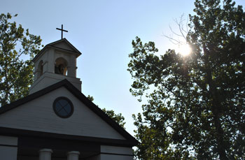 St. Peter's early morning July 29, 2012