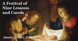 Festival of 9 Lessons