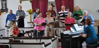 Joysong Chorale, July 15, 2012