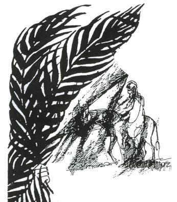 Palm Sunday 2012