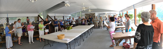 Pitts Pond Worship Sequence July 8, 2012