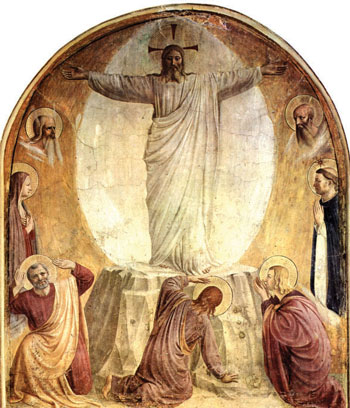 Transfiguration - Fra Angelico