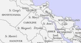 Va. Parishes - section