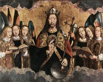 Christ the King - Memling