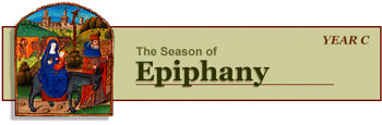 Epiphany, year c