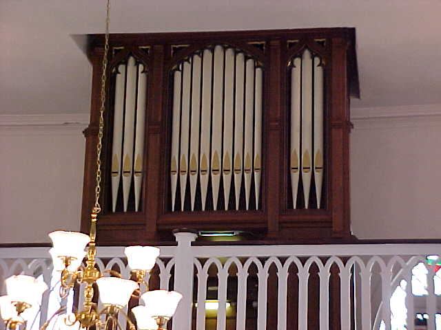 St. Peter's Organ